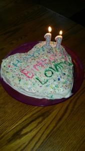 LovinaDaughter11thBirthdayCake