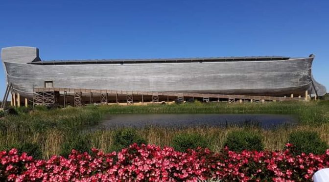 Wedding and birthday celebrations, and a visit to the Ark Encounter